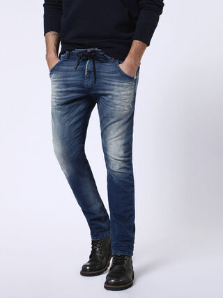 KROOLEY CB JOGGJEANS 0680Y, Blu Jeans
