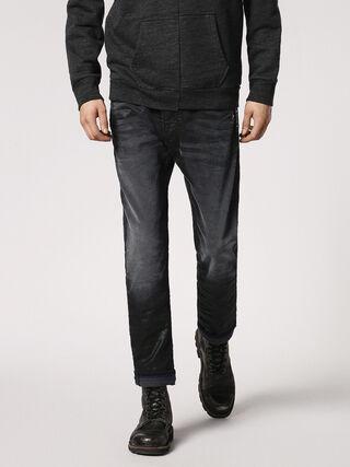 THAVAR SPC JOGGJEANS 0683I, Nero Jeans