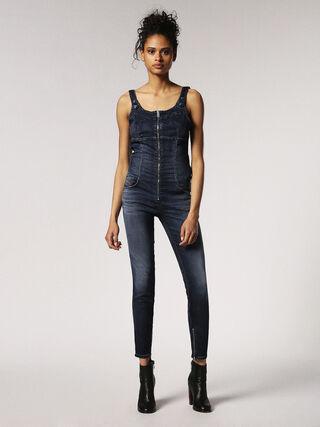 ZEPPEL JOGGJEANS, Blu Jeans