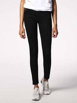 SKINZEE 0813E, Nero Denim