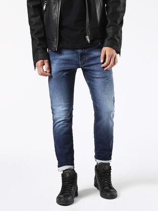 KROOLEY LONG JOGGJEANS 0674Y, Blu Jeans
