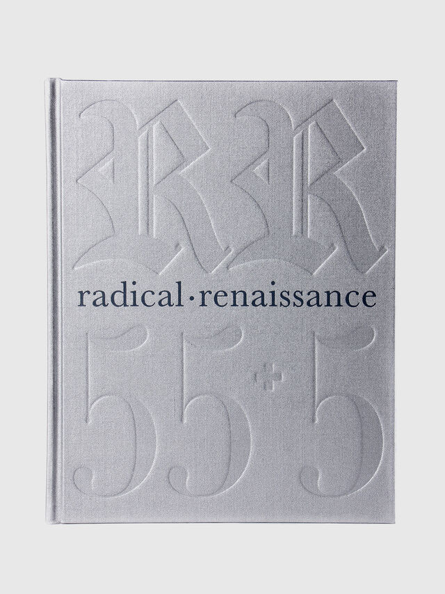 Radical Renaissance 55+5 (signed by RR), Argento