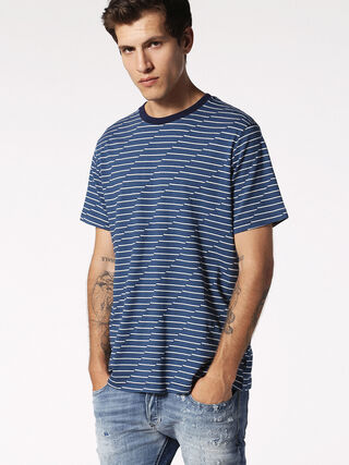 T-ALANIS, Blu/Bianco