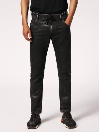 KROOLEY CB JOGGJEANS 084HH, Nero Jeans