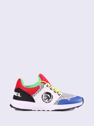 SN LOW 23 MOHICAN CH, Bianco/Rosso/Blu