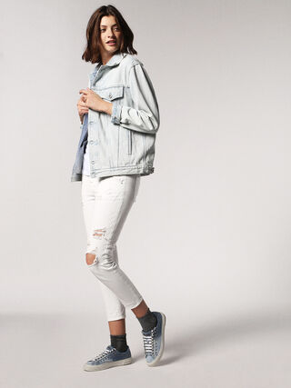 S-MUSTAVE LC W, Blu Jeans