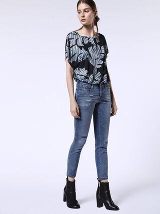 DORIS JOGGJEANS 0681I, Blu Jeans