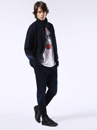 MDY JACKET 1, Blu Jeans