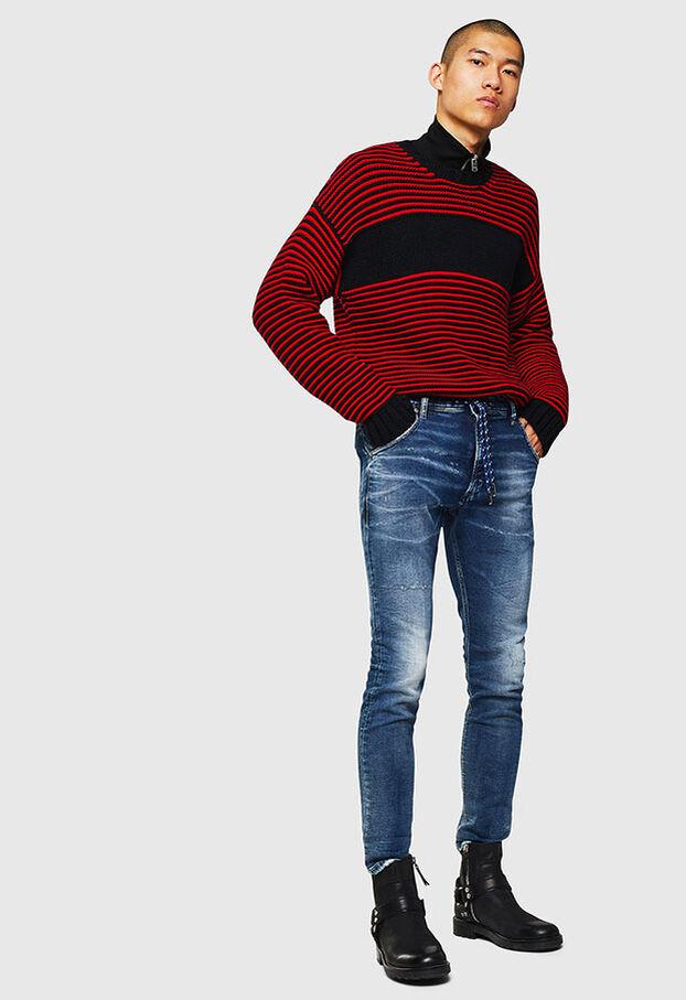 Krooley JoggJeans 0096M, Blu Scuro - Jeans