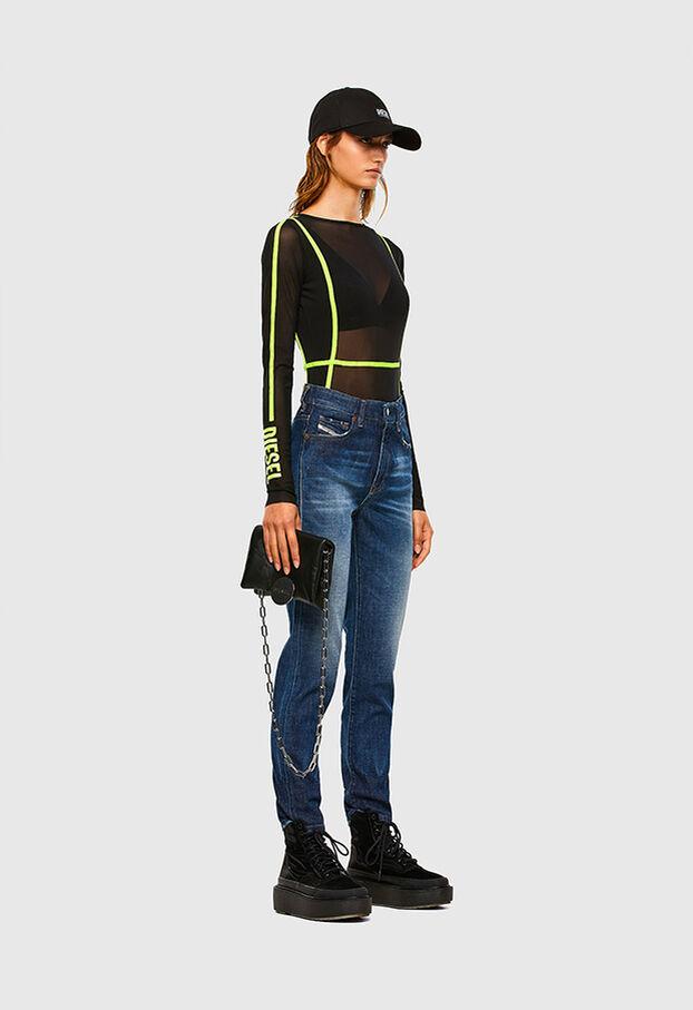 D-Joy 009ET, Blu medio - Jeans
