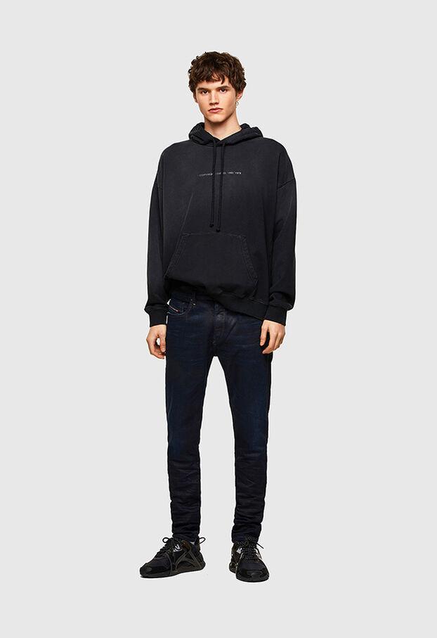 D-Strukt JoggJeans® 069RW, Blu Scuro - Jeans
