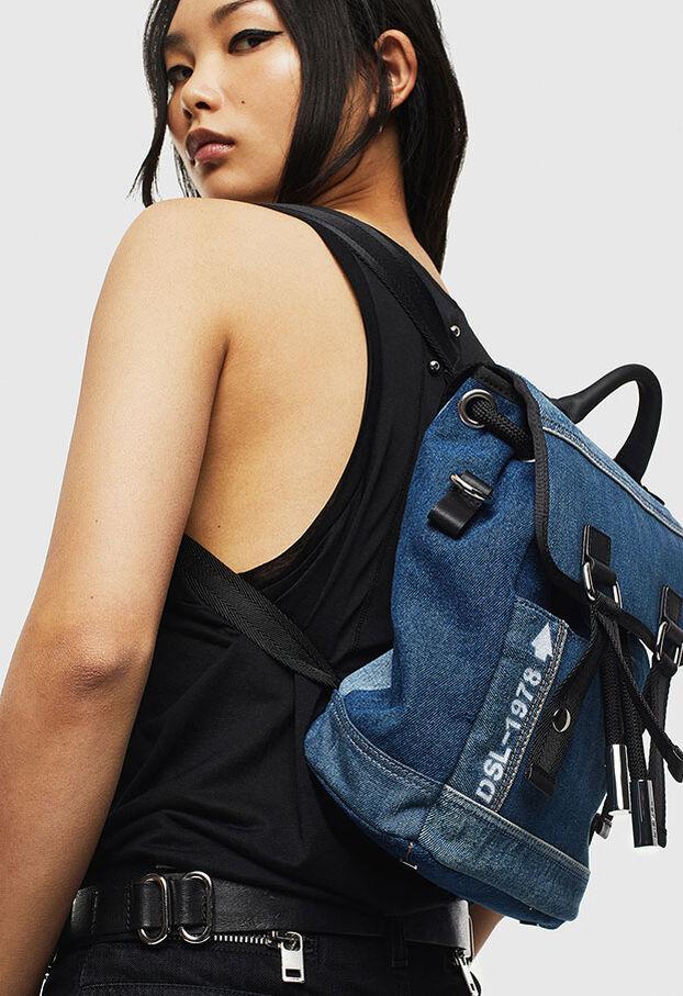 DENIPACK, Blu Jeans - Zaini