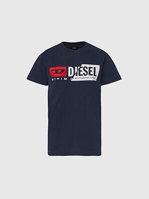 T-DIEGO-CUTY, Bianco - T-Shirts