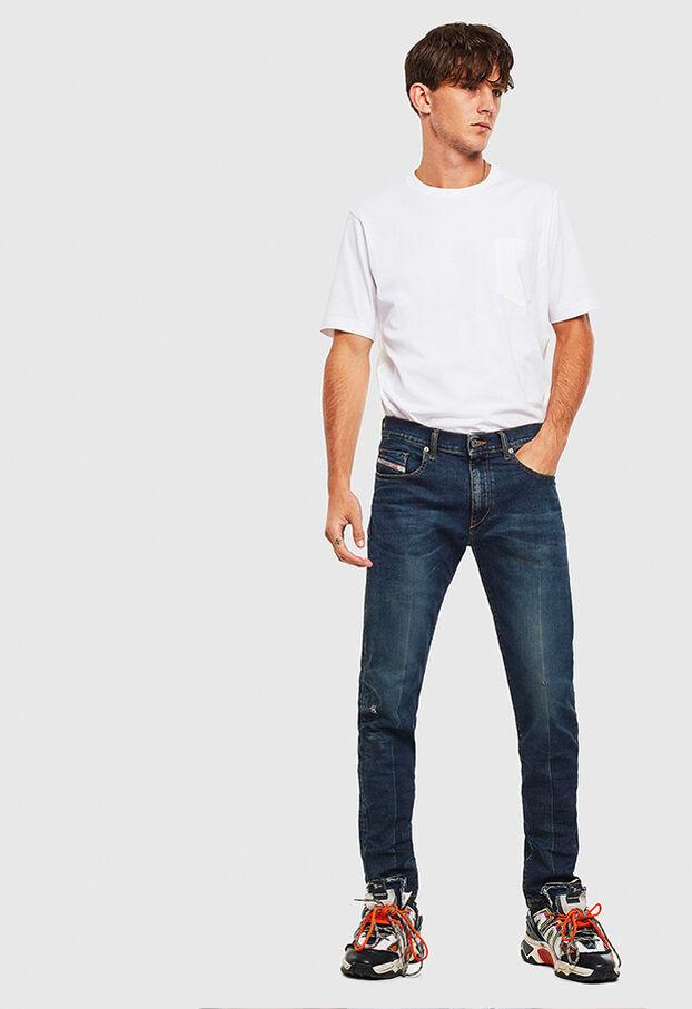 D-Strukt 0093J, Blu Scuro - Jeans