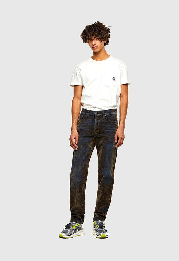 D-Fining 069TM, Blu Scuro - Jeans