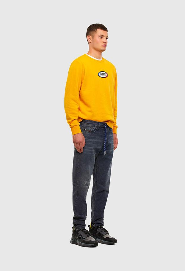 D-Vider JoggJeans 069PR, Blu Scuro - Jeans