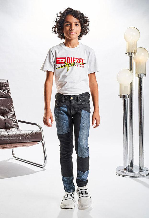SLEENKER-J-N, Blu Scuro - Jeans