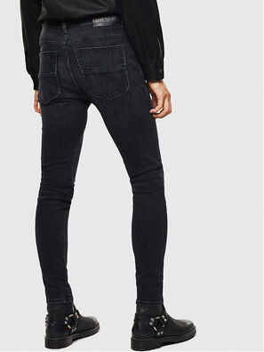 D-Amny 0096P, Nero/Grigio scuro - Jeans