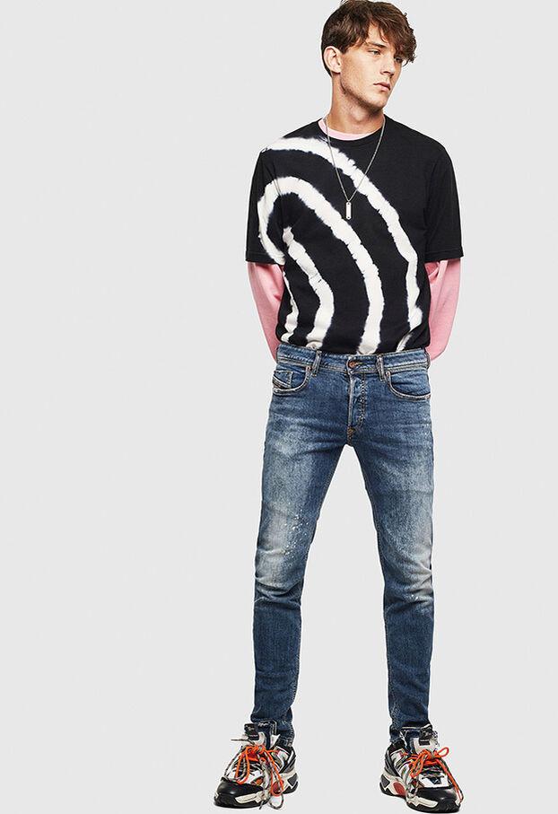 Sleenker 069LI, Blu Scuro - Jeans