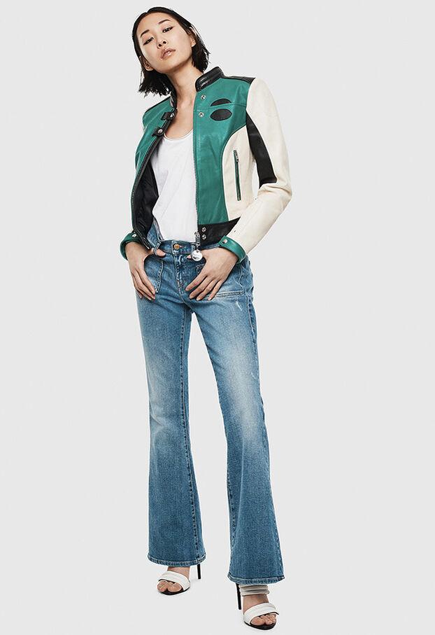 D-Ebbey 0099M, Blu medio - Jeans