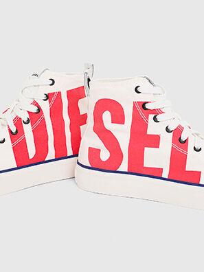S-ASTICO MC W, Bianco/Rosso - Sneakers