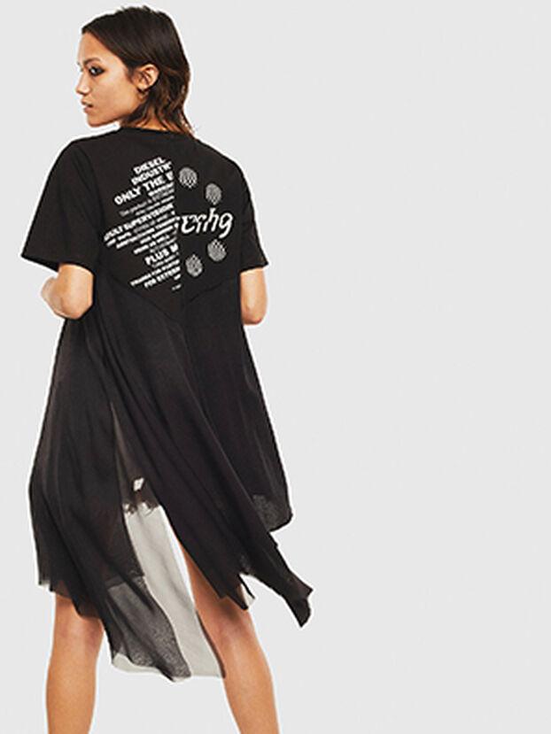 T-SETH, Nero - T-Shirts