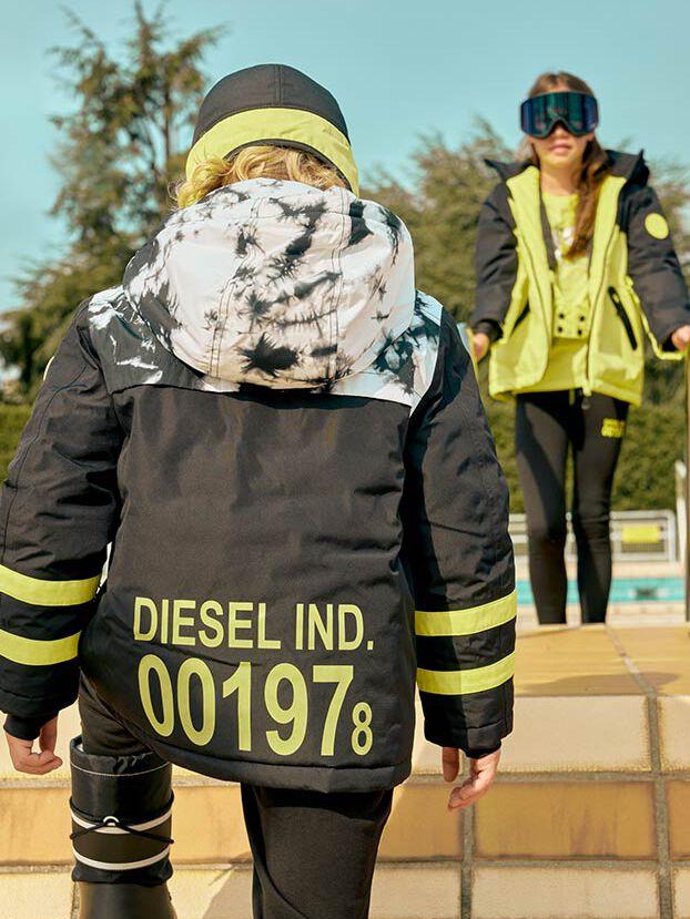JODEL-SKI, Nero - Abbigliamento da sci
