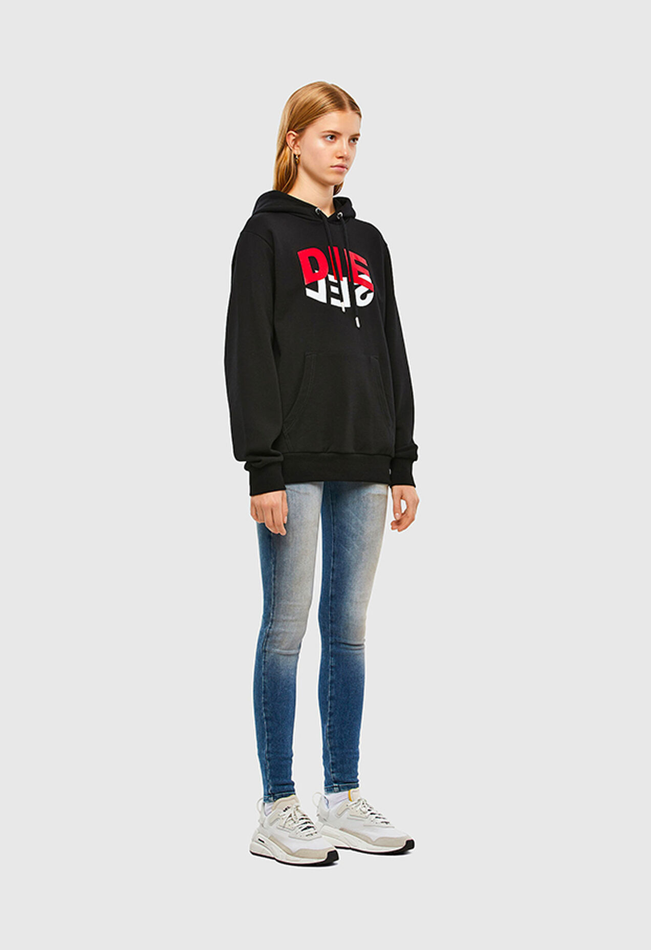 Slandy 009JJ, Blu medio - Jeans