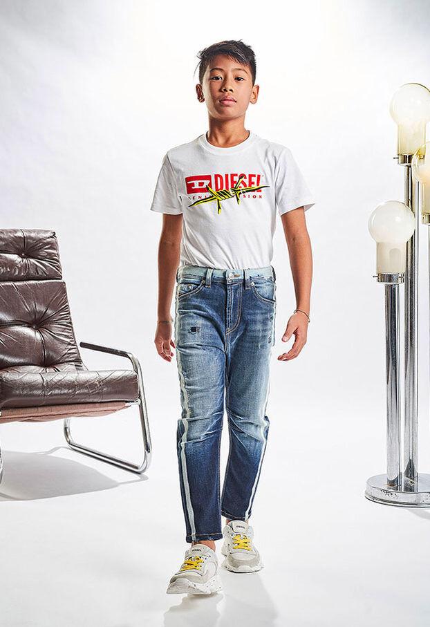 NARROT-R-J-N, Blu medio - Jeans