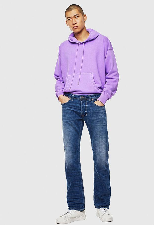 Larkee 0097X, Blu medio - Jeans
