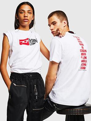 LCP-T-DIEGO-CASA, Nero - T-Shirts