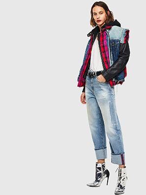 D-Reggy 0098V, Blu Chiaro - Jeans