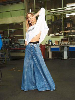 D-Spritzz 009IJ, Blu medio - Jeans