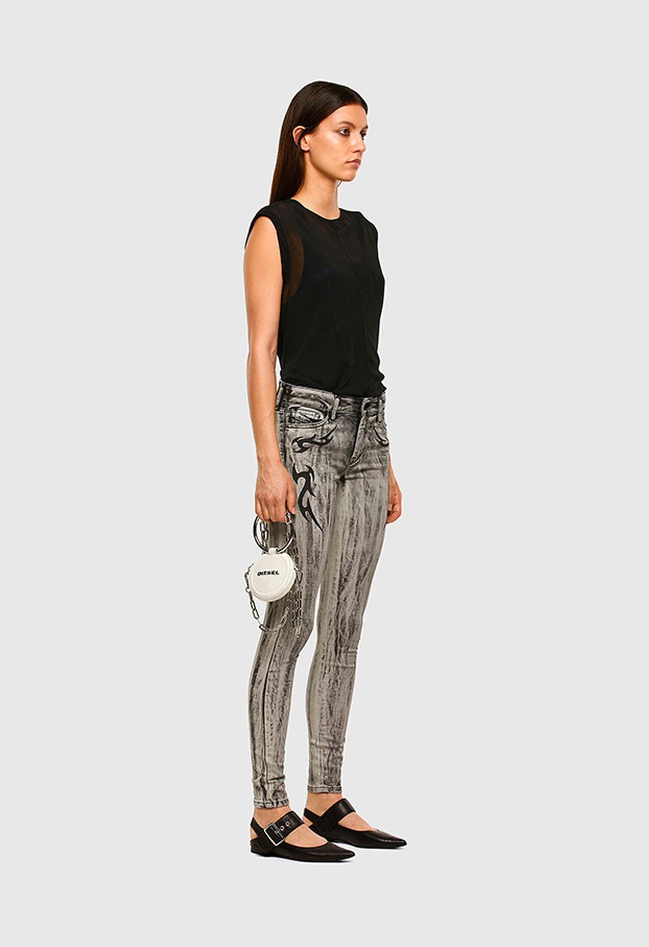 Slandy 069NH, Grigio Chiaro - Jeans