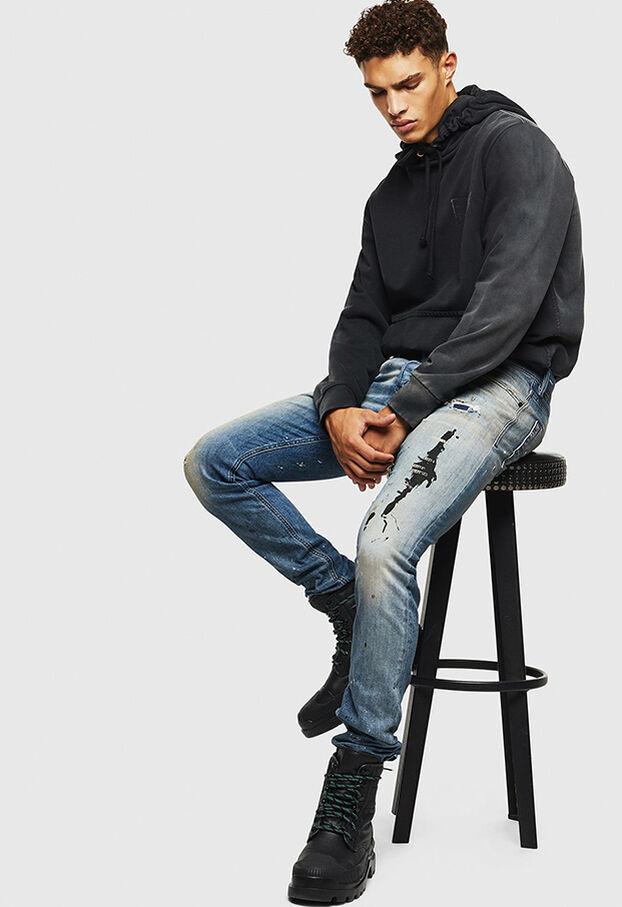 Tepphar 0097M, Blu Chiaro - Jeans