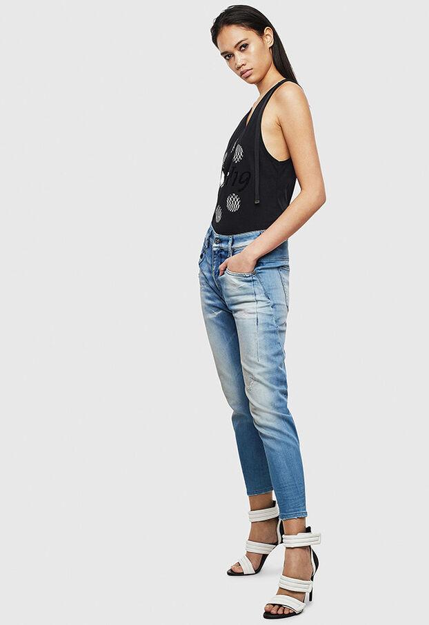 Fayza JoggJeans 0099Q, Blu medio - Jeans