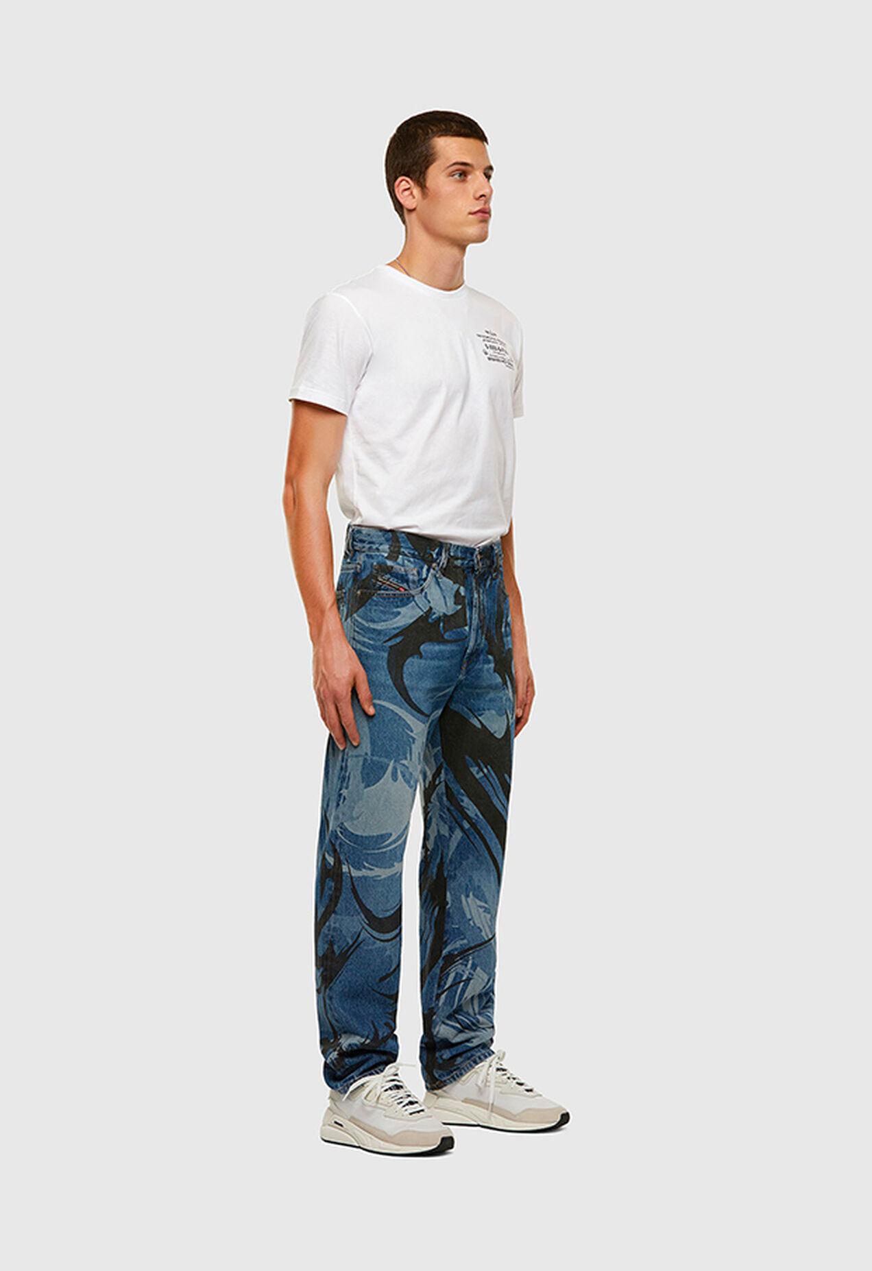 D-Macs 0079I, Blu medio - Jeans