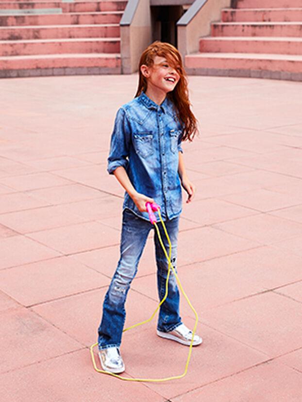 LOWLEEH-J-N, Blu Jeans - Jeans