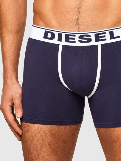 Diesel - UMBX-SEBASTIANTHREEP, Blu/Bianco - Boxer - Image 4
