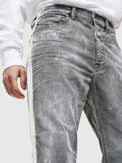 Diesel - D-Eetar 0094N, Grigio Chiaro - Jeans - Image 4