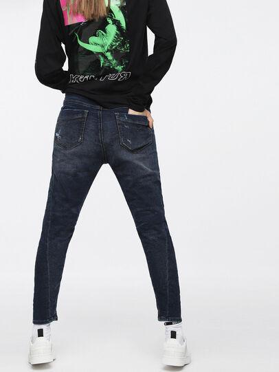 Diesel - Fayza JoggJeans 069BD, Blu Scuro - Jeans - Image 2