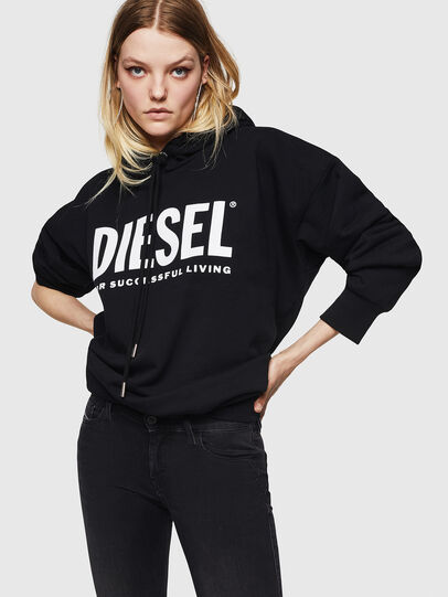 Diesel - Slandy 069BU, Nero/Grigio scuro - Jeans - Image 3