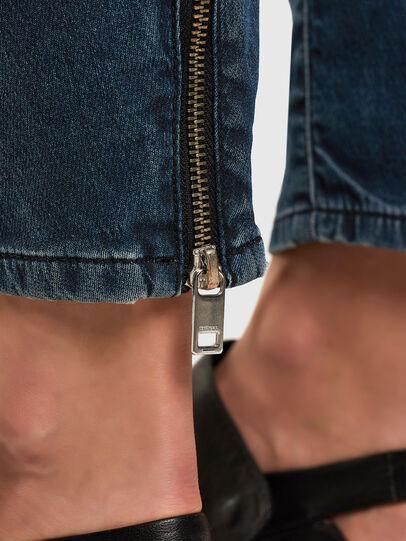 Diesel - FAYZA JoggJeans® 069PQ, Blu Scuro - Jeans - Image 5
