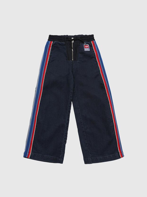 PDERIN JOGGJEANS, Blu Scuro - Pantaloni