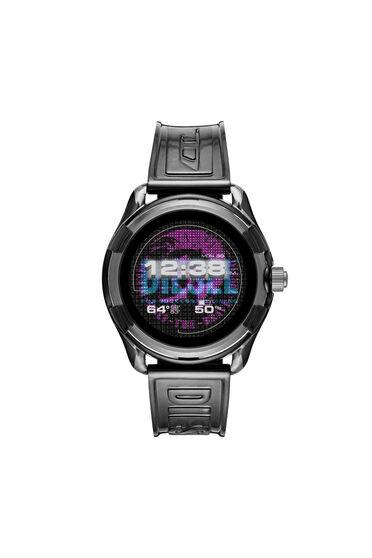 Smartwatch Diesel On Fadelite - Nero trasparente