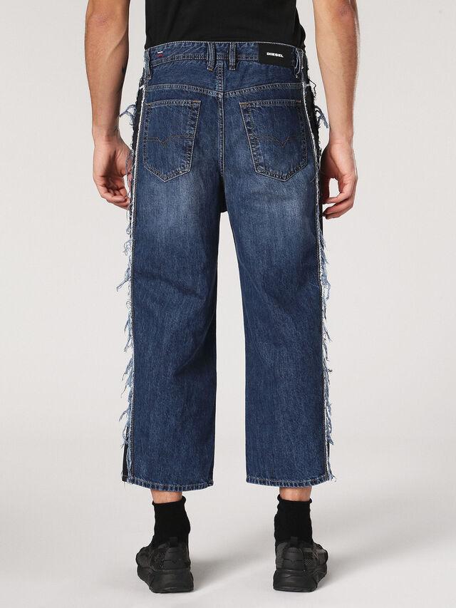FLIP-E 084TE, Blu Jeans