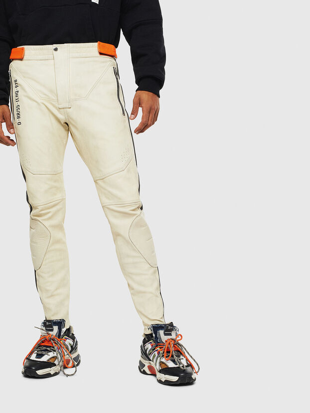 P-CAMARO, Bianco - Pantaloni