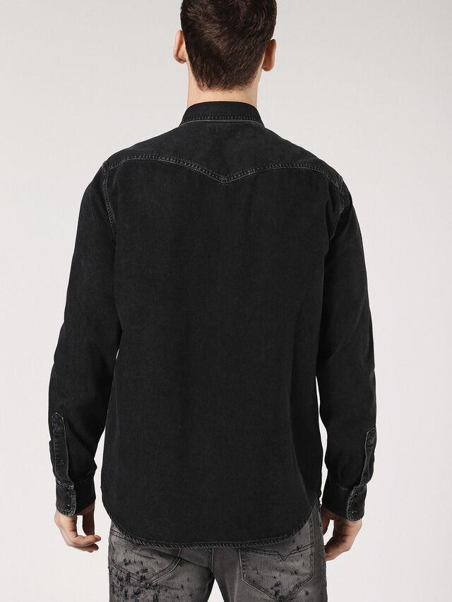 D-ROOKE, Nero Jeans