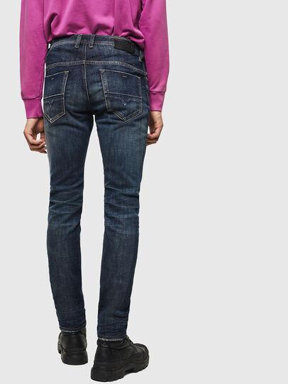 Diesel - Thommer 0096U, Blu Scuro - Jeans - Image 2