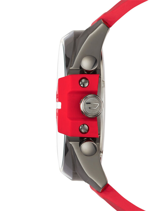 Diesel - DZ4427, Rosso - Orologi - Image 2